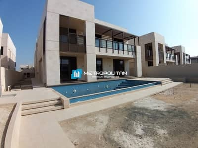 فیلا 7 غرف نوم للبيع في جزيرة السعديات، أبوظبي - Amazing 7 bedroom type 3B villa with Garden view