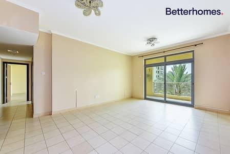 فلیٹ 2 غرفة نوم للايجار في ذا فيوز، دبي - Panoramic Canal View | Unfurnished | Vacant