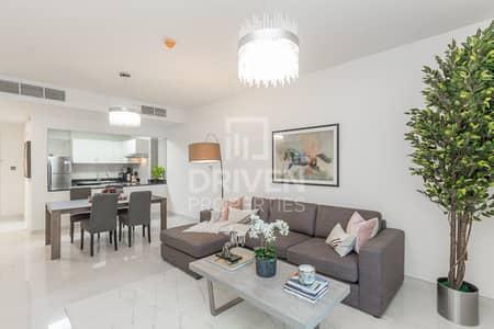 فلیٹ 1 غرفة نوم للايجار في مدينة ميدان، دبي - Fully Furnished 1 Bedroom Unit with Balcony