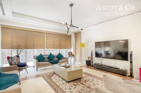 فیلا 5 غرف نوم للايجار في المرابع العربية، دبي - |Stunning Hattan | Private Pool |5 Bed |