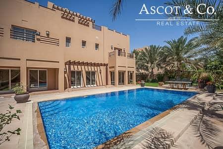 فیلا 6 غرف نوم للبيع في المرابع العربية، دبي - Extended L1 Villa 6Bd Cheapest Available