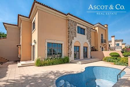4 Bedroom Villa for Sale in Jumeirah Golf Estate, Dubai - Brand New | Full Maintenance | Muirfield