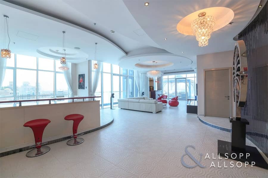 One Of A Kind | Penthouse | Panoramic View