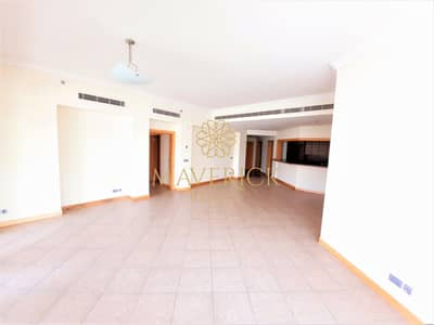 Beach Access | 3BR+Maids/R | Near Nakheel Mall