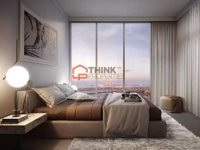1 Bedroom Apartment for Sale in Dubai Harbour, Dubai - 1BR Corner Unit with Balcony | Emaar Beachfront