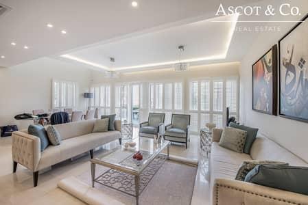 فیلا 5 غرف نوم للبيع في المرابع العربية، دبي - Fabulously Modified Golf Course Savannah