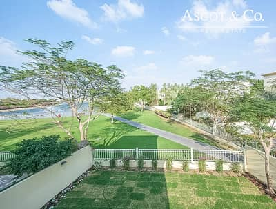 3 Bedroom Villa for Sale in The Springs, Dubai - Single Row | Lake View | Corner Plot |2E