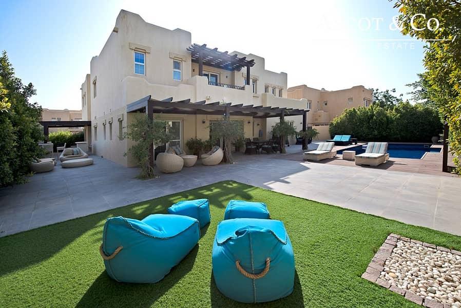 Magnificent  Upgraded  Corner Plot Villa