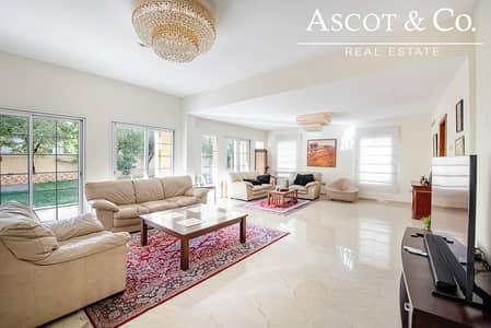 فیلا 5 غرف نوم للبيع في مثلث قرية الجميرا (JVT)، دبي - Great Location| 5 Bed|Vacant on Transfer