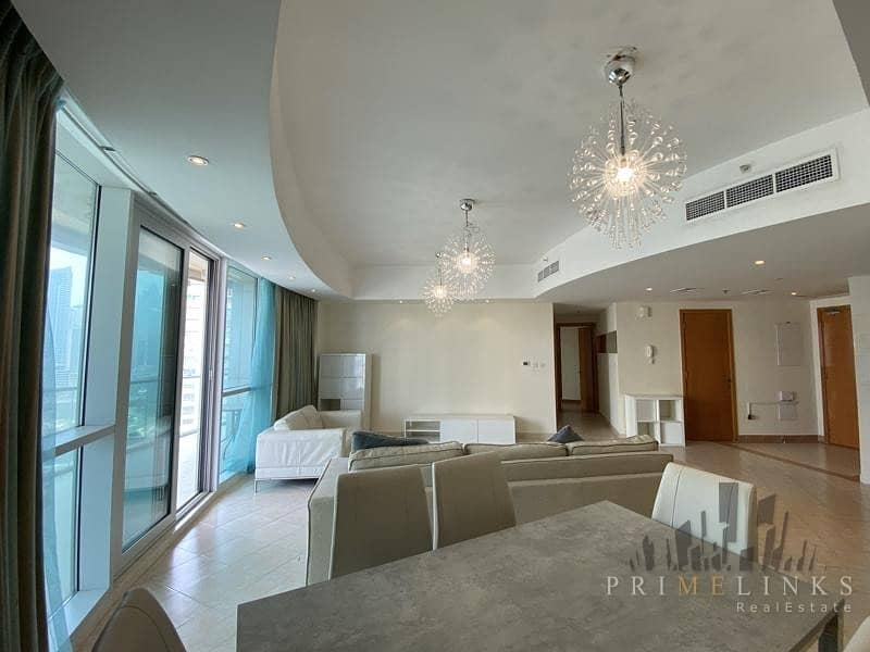 2 Furnished Like New 2 Bedrooms Marina View