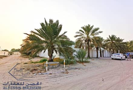 7 Bedroom Villa for Rent in Musherief, Ajman - For rent furniture and air conditioners villa modern decorations area of 10,000 feet