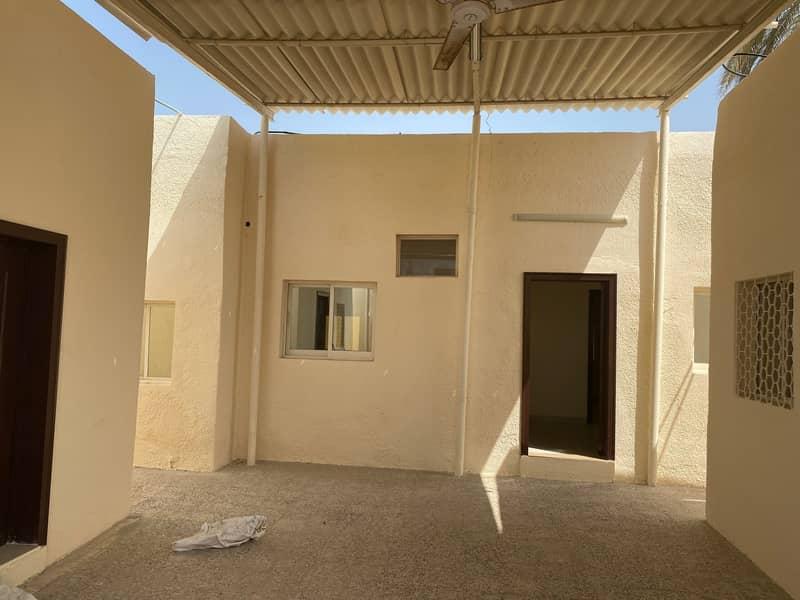 Clean house in Ghafia four rooms