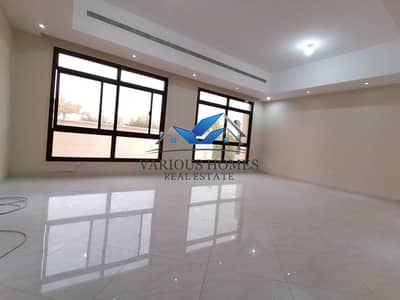 3 Bedroom Flat for Rent in Al Mushrif, Abu Dhabi - Exciting Offer! 03 BHK Apartment With Master bedroom and Maids Room at Al Mushrif