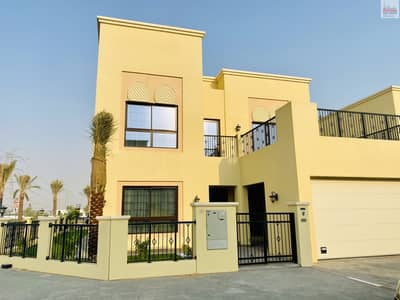 4 Bedroom Villa for Rent in Nad Al Sheba, Dubai - Limited stock! Brand new 4br+maid independent villas available in Nad Al Sheba