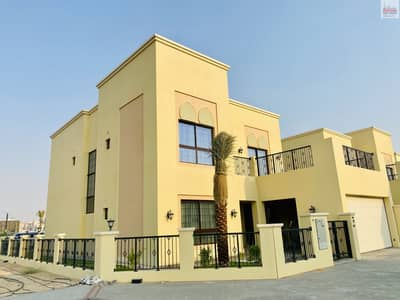 فیلا 4 غرف نوم للايجار في ند الشبا، دبي - Limited stock! Brand new 4br+maid independent villas available in Nad Al Sheba