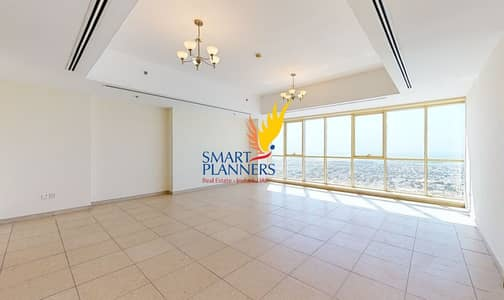 3 Bedroom Apartment for Rent in Business Bay, Dubai - Chiller And Maintenance Free | Close Metro