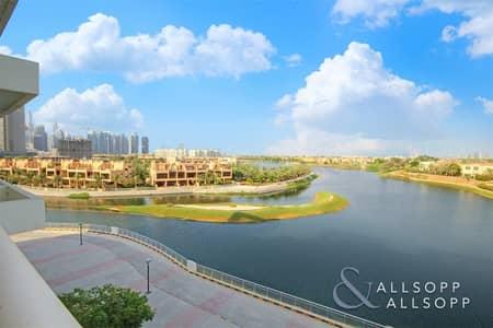 فیلا 3 غرف نوم للبيع في تلال الجميرا، دبي - Duplex Apartment   Full Lake Views   3 Bed