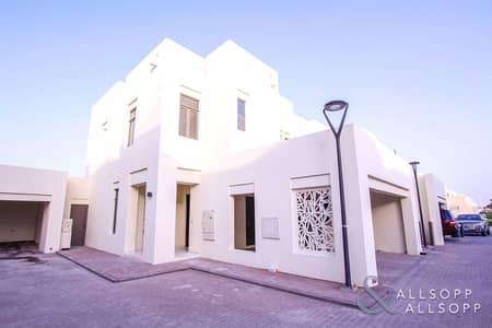 4 Bedroom Villa for Rent in Reem, Dubai - 2834 SqFt | 4 Bed Single Row | Park Facing