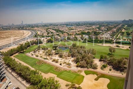 Vacant 1BR Apt with Emirates Golf Club View in Tanaro