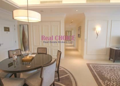 1 Bedroom Hotel Apartment for Rent in Downtown Dubai, Dubai - Most wanted Layout Burj Khalifa and Fountain View