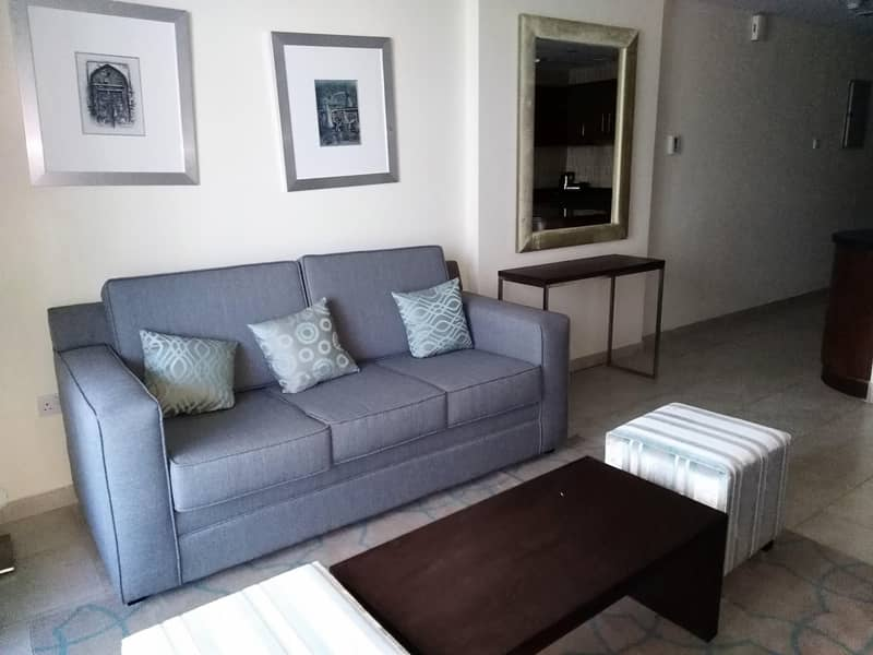 Cozy 2BR furnished in Diamond Tower