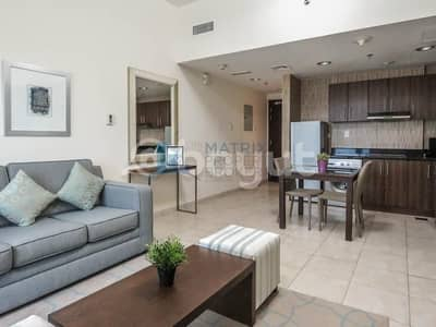 1 Bedroom Flat for Rent in Dubai Sports City, Dubai - Beautiful cozy furnished 1BR Diamond