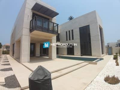 6 Bedroom Villa for Rent in Saadiyat Island, Abu Dhabi - Best offer on the market 6 bedroom  villa for rent