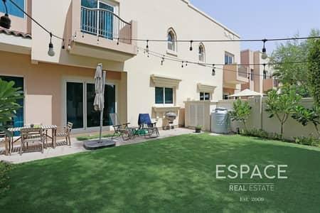 فیلا 4 غرف نوم للايجار في مدينة دبي الرياضية، دبي - 4 Bedrooms TH2 | Type 2 | Backing Green