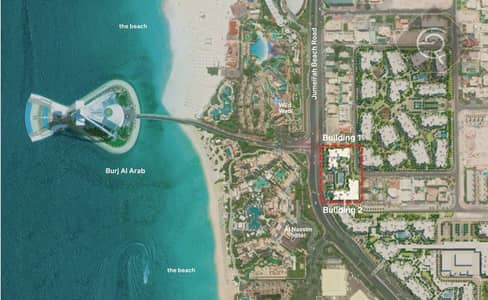 شقة 1 غرفة نوم للبيع في أم سقیم، دبي - OWN A LUXURY 2 BR IN JUMEIRAH WITH 4 YEARS INSTALLMENTS