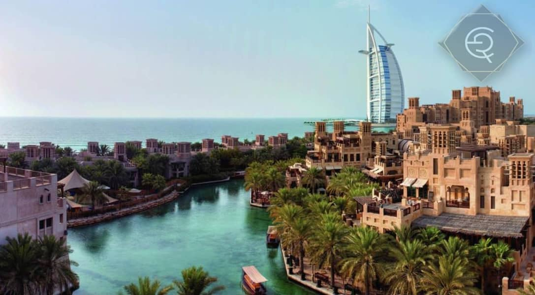 2 OWN A LUXURY 2 BR IN JUMEIRAH WITH 4 YEARS INSTALLMENTS