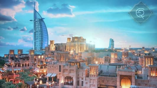 OWN A LUXURY 2 BR IN JUMEIRAH WITH 4 YEARS INSTALLMENTS