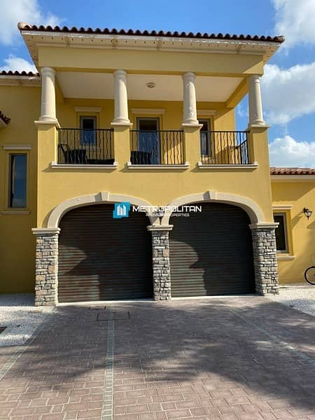 Mediterranean Style Fully Furnished Villa / Vacant