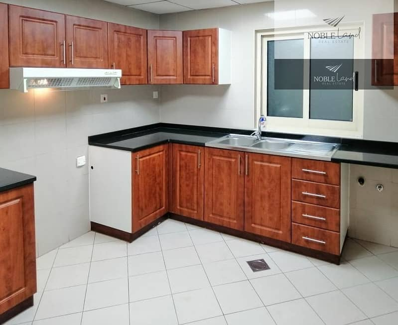 16 Decent Furbished Two Bedroom with Close Kitchen  & Storage Icon Tower 1