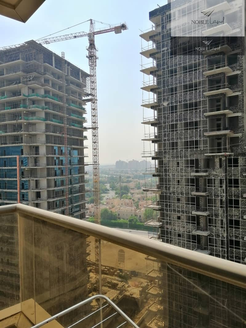 10 STUDIO FOR SALE WITH BALCONY IN SPORTS CITY