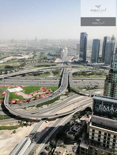 3 Bedroom Apartment for Rent in Dubai Marina, Dubai - GOLF COURSE VIEW IN DUBAI MARINA WALK