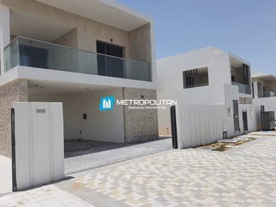 4 Bedroom Villa for Sale in Yas Island, Abu Dhabi - Own Now This Amazing 4BR Villa Type 4F Golf View!
