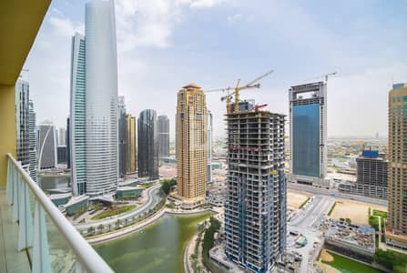 2Bedroom in JLT / large terrace / Full Lake view