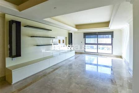 شقة 3 غرف نوم للبيع في نخلة جميرا، دبي - Vacant || Corner Unit || Maids + Laundry