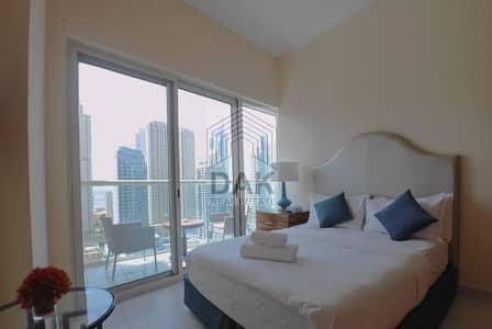 2 Bedroom Apartment for Rent in Dubai Marina, Dubai - Furnished   Balcony   Amazing View