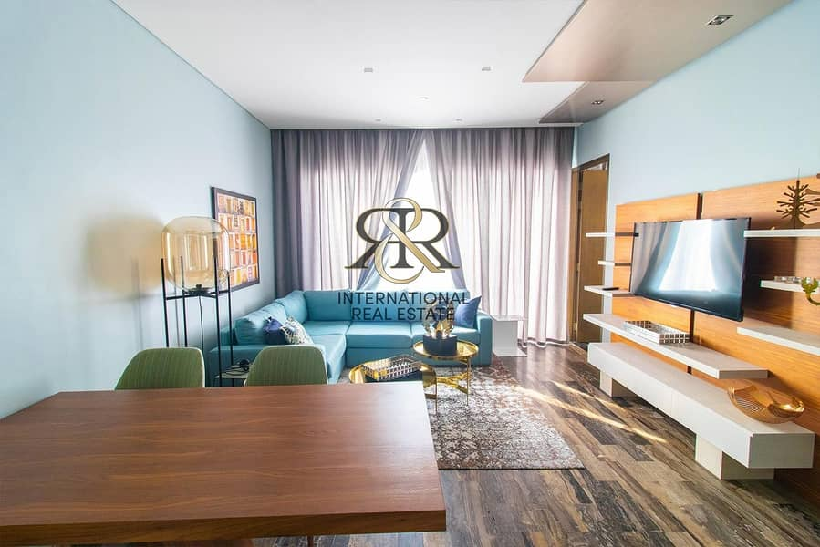 2  Luxury Finishing 2 Bedrooms