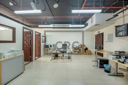 Office for Sale in Motor City, Dubai - Tenanted | Fitted | Detroit House | Motor City