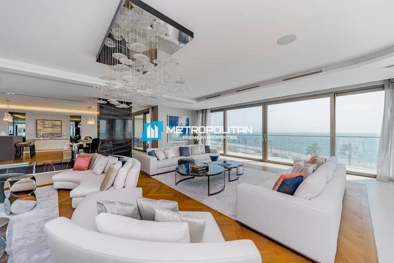 15 High Floor in Mansion 3 |  W Residences  penthouse
