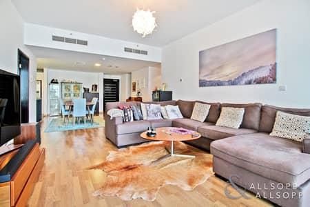 شقة 3 غرف نوم للبيع في دبي مارينا، دبي - Full Marina View | Upgraded 3 Bed | Vacant