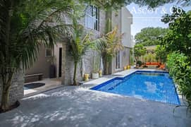 Fully Upgraded 5 Bed  | Private Pool BBQ