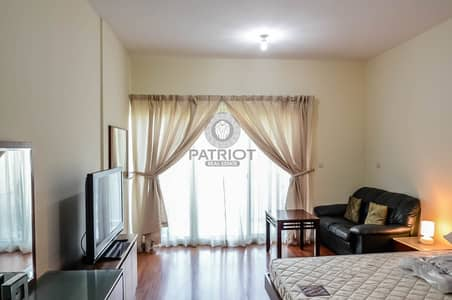 Studio for Rent in The Greens, Dubai - Upgraded Studio | Ready to Move in | The Greens