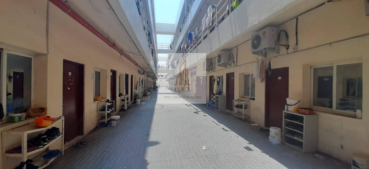 2 New Camp| 145 rooms | 6person capacity | 1800 per room