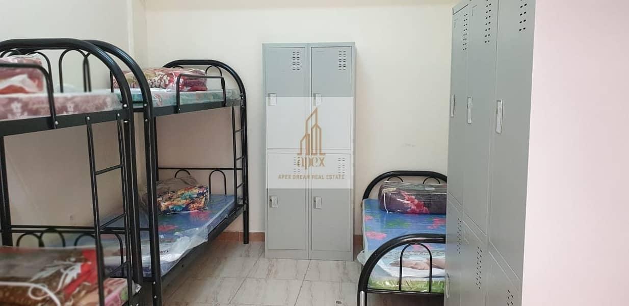 10 New Camp| 145 rooms | 6person capacity | 1800 per room
