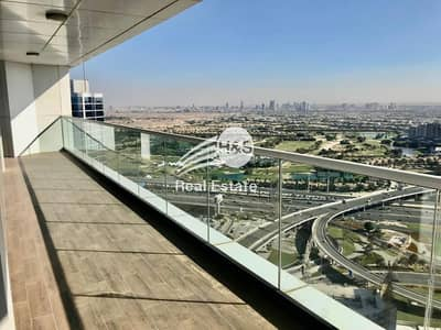 3 Bedroom Flat for Rent in Dubai Marina, Dubai - Unobstructed Views | Upgraded Flooring | Available Now