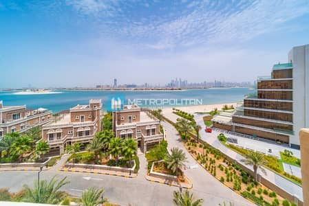 4 Bedroom Penthouse for Rent in Palm Jumeirah, Dubai - Full Sea view | 4BR Penthouse | Private Pool |
