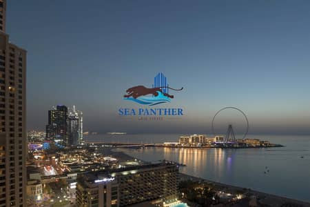 3 Bedroom Apartment for Rent in Jumeirah Beach Residence (JBR), Dubai - AED 120K | Chiller